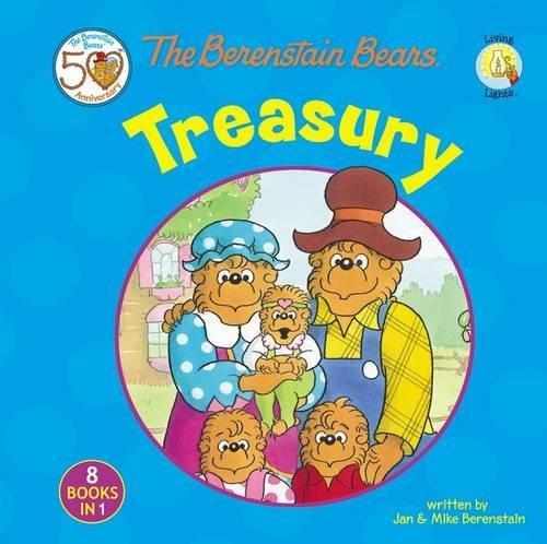 9780310605225: Berenstain Bears Treasury