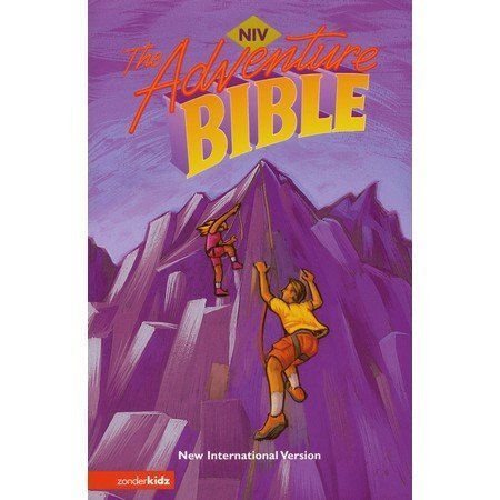 9780310606802: NIV Adventure Bible, Soft Cover