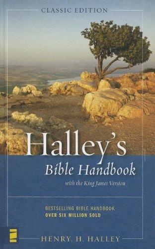 9780310606840: Halley's Bible Handbook