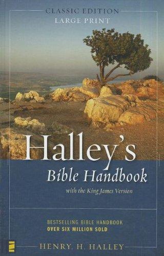 9780310606857: Halley's Bible Handbook