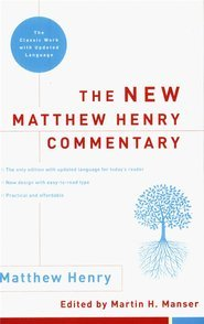 9780310606871: New Matthew Henry Commentary Super Saver: The Classic Work with Updated Language