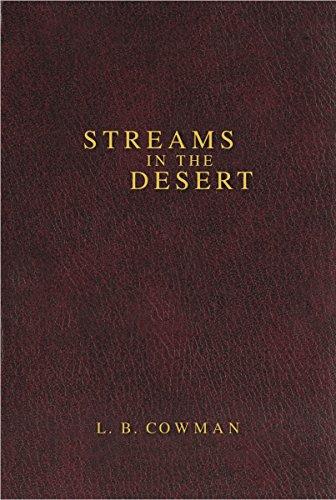 Streams in the Desert: L. B. Cowman