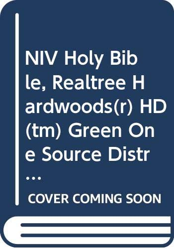 9780310607823: NIV Holy Bible, Realtree Hardwoods® HD(TM) Green One Source Distribution