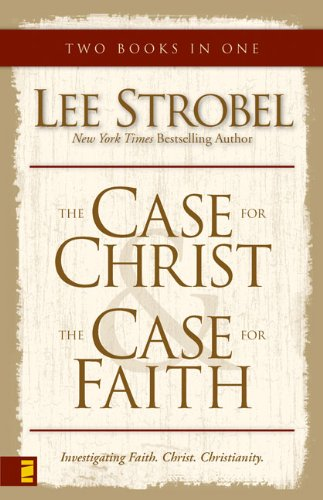 9780310608820: The Case for Christ/The Case for Faith