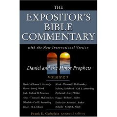 9780310608974: The Expositor's Bible Commentary: Daniel and the Minor Prophets (Volume 7)