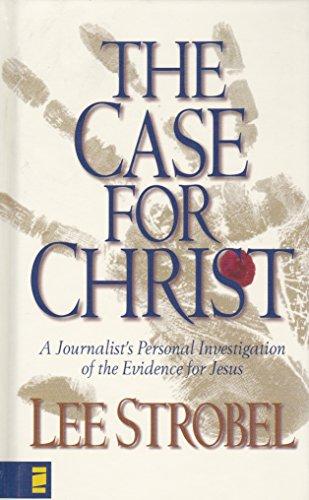 9780310609247: Case for Christ Hc MM - Fcs