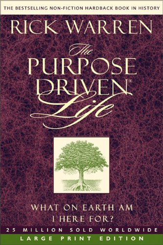 9780310609780: Purpose Driven Life: What On Earth Am I Here For?