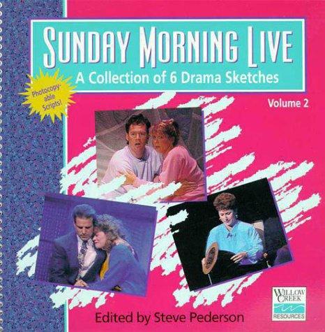 9780310613619: Sunday Morning Live