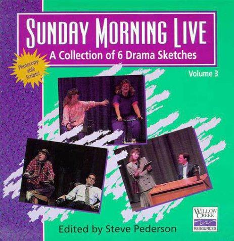 9780310614418: Sunday Morning Live