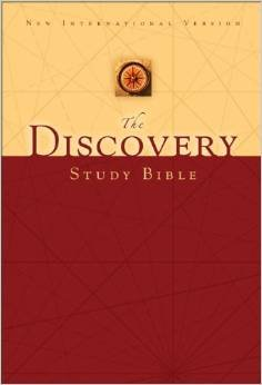 9780310614692: The Discovery Study Bible: A Guided Exploration of God's Word (NIV) Paperback