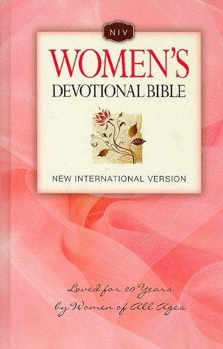 9780310615385: Women's Devotional Bible-NIV
