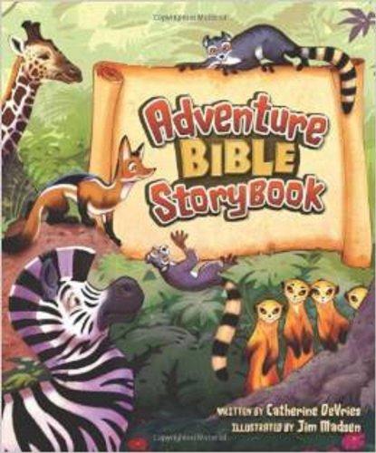 9780310617426: New Testament Adventure Bible Storybook