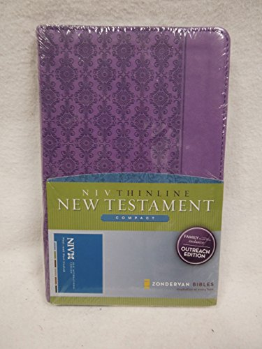 9780310617785: NIV Thinline New Testament Compact Purple