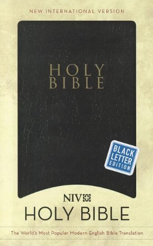 9780310619000: NIV Gift and Award Bible