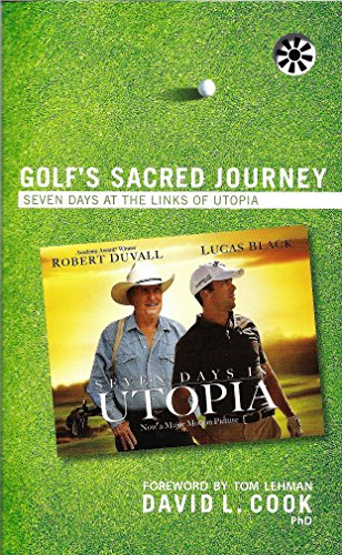 9780310619420: Golf's Sacred Journey: Seven Days At The Links of Utopia