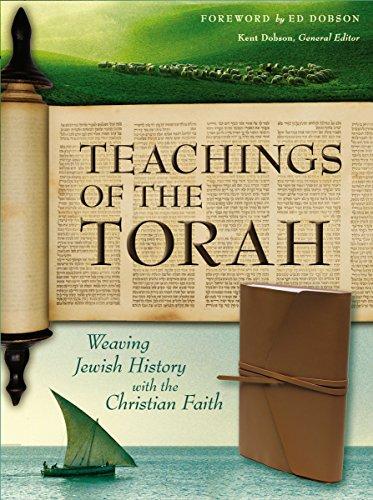 Teachings of the Torah-NIV: Weaving Jewish History with the Christian Faith