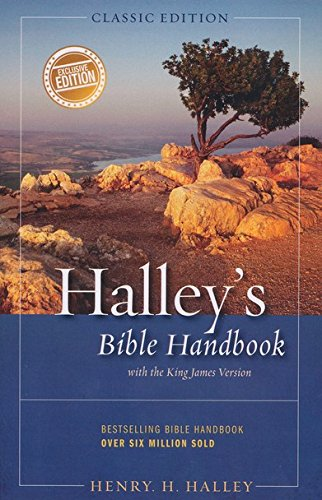 9780310621782: Halley's Bible Handbook with the King James Version (Classic Edition) 2014
