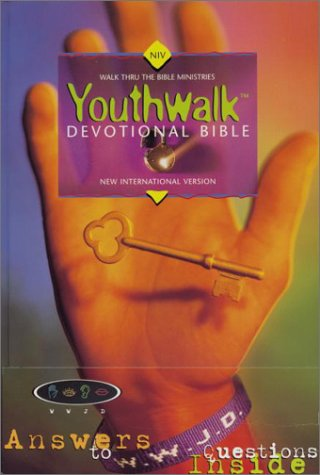9780310643227: Niv Youthwalk Devotional Bible Sc Case O