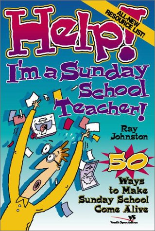 Help! I'm a Sunday School Teacher 5 Pack: Ray Johnston