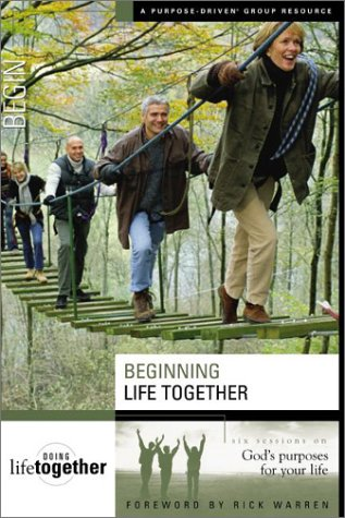Doing Life Together: Beginning Life Together 8 Pack (9780310644781) by Brett Eastman; Dee Eastman; Karen Lee-Thorp; Denise Wendorff; Todd Wendorff