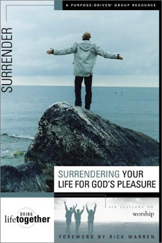 9780310644835: Doing Life Together: Surrendering Your Life for God's Pleasure 8 Pack