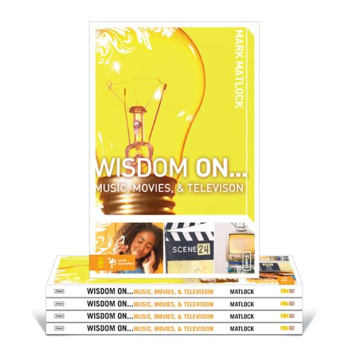9780310666431: Wisdom On...Music, Movies, and Television 5pk YS (invert)