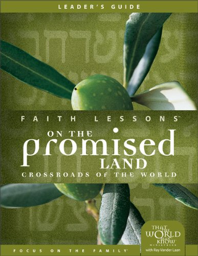 9780310678564: Faith Lessons on the Promised Land (Church Vol. 1) Leader's Guide