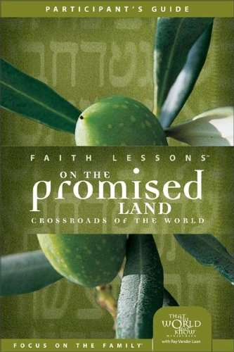9780310678960: Faith Lessons on the Promised Land (Church Vol. 1) Participant's Guide