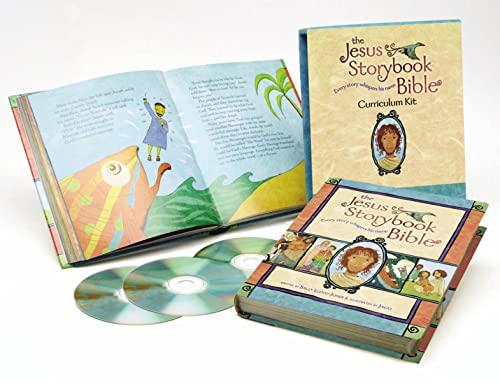 9780310684350: The Jesus Storybook Bible Curriculum Kit