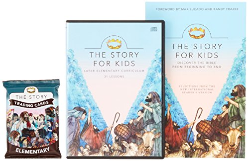 9780310687719: The Story for Kids with DVD: Elementary Educator Kit