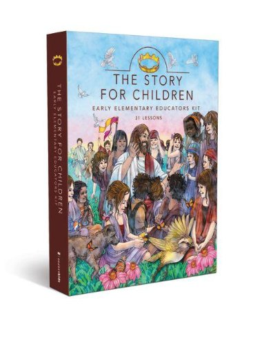 9780310687740: The Story for Children with CD ROM: Early Elementary Educator Kit