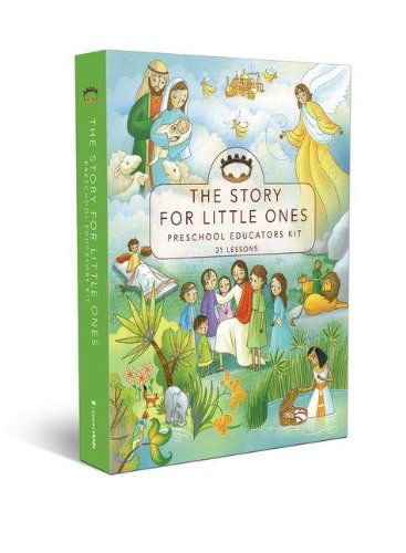 Story for Little Ones with CD ROM: Preschool Educator Kit (Mixed media product): Zondervan