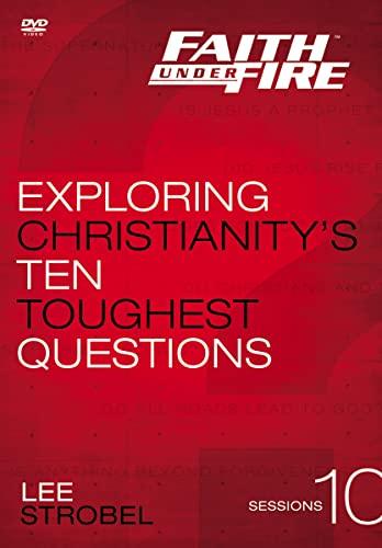 Faith Under Fire A DVD Study (Strobel / Poole) [Region 1] [NTSC]: Zondervan