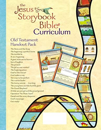 9780310688587: Jesus Storybook Bible Curriculum Kit Handouts, Old Testament