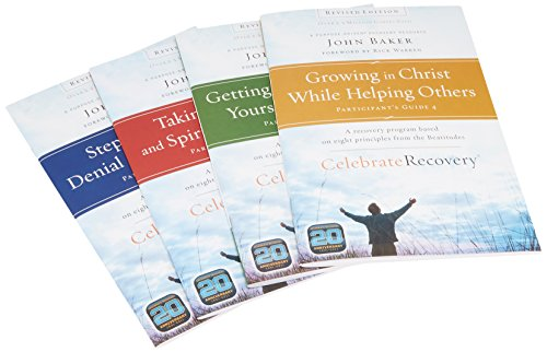 9780310689676: Celebrate Recovery Revised Edition Participant's Guide Set: A Program for Implementing a Christ-centered Recovery Ministry in Your Church