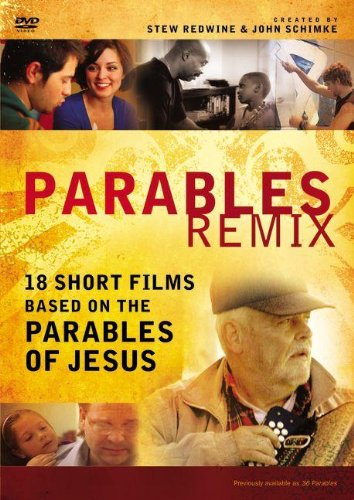 9780310692386: Parables Remix: A DVD Study: 18 Short Films Based on the Parables of Jesus