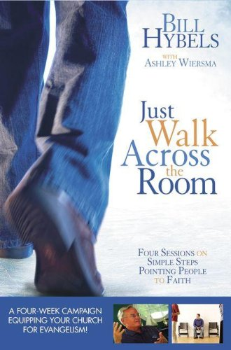 9780310694793: Just Walk Across the Room Curriculum Kit Updated: Simple Steps Pointing People to Faith