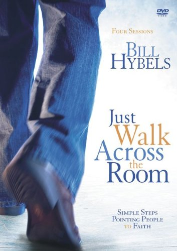 9780310694816: Just Walk Across the Room Video Study: Four Sessions on Simple Steps Pointing People to Faith