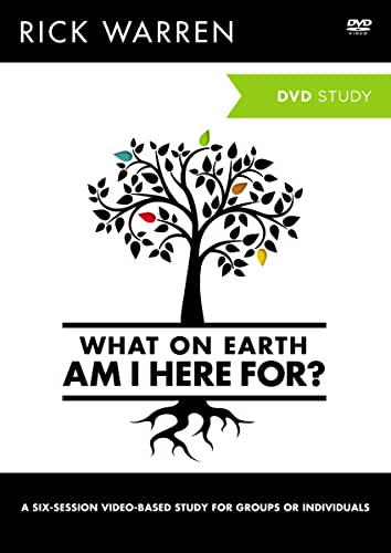 9780310696193: What On Earth Am I Here For? Video Study