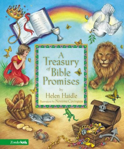 Treasury of Bible Promises, A (0310700329) by Haidle, Helen