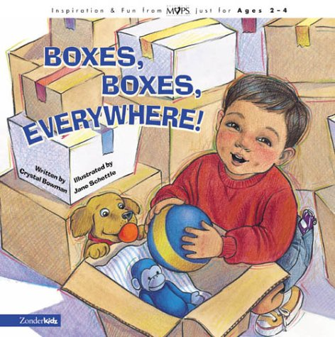 9780310700623: Boxes, Boxes Everywhere