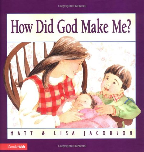 9780310701064: How Did God Make Me?: The Miracle Before Birth