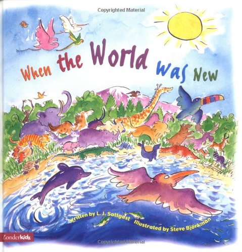 9780310701279: When The World Was New