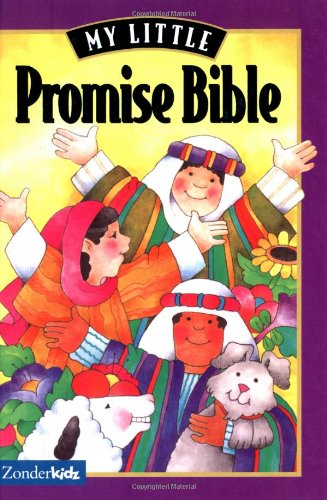 9780310701323: My Little Promise Bible