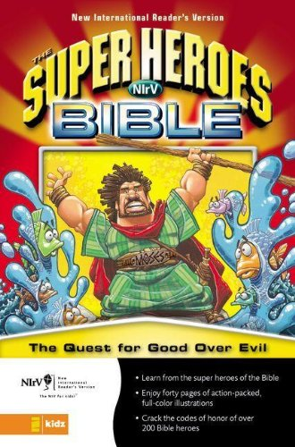 9780310702023: The NIrV Super Heroes: The Quest for Good Over Evil