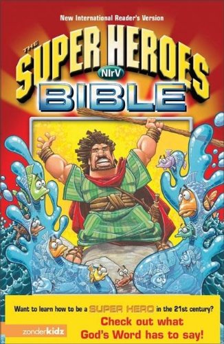 9780310702047: Super Heroes Bible-NIRV: Quest for Good Over Evil: The Quest for Good Over Evil