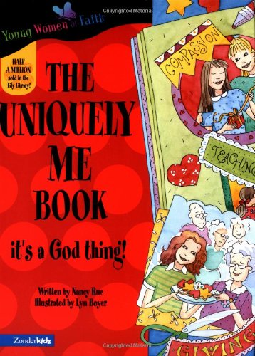 The Uniquely Me Book: It's a God