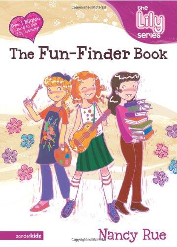 The Fun-Finder Book (Young Women of Faith: Nancy Rue