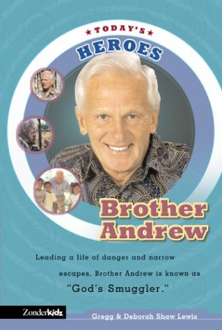9780310703136: Brother Andrew (Today's Heroes)
