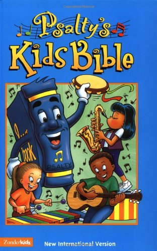 9780310703181: Psalty's Kids Bible Revised